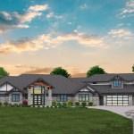 Craftsman House Plans Modern Craftsman Home Designs