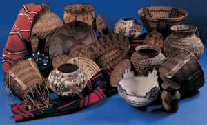 Mark Sublette Medicine Man Gallery Baskets Rugs Pots