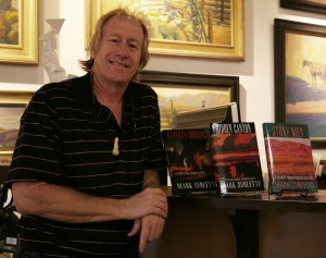 Author Mark Sublette Charles Bloom Murder Mystery Series