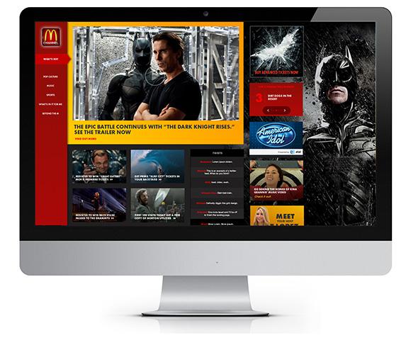 McDonalds Channel site