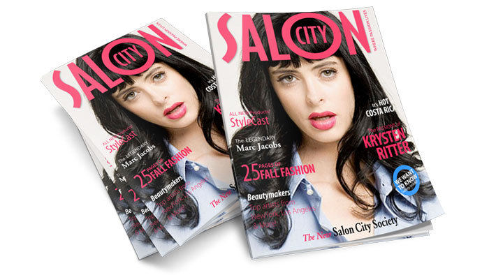 Magazine Rebranding – the Nameplate & More