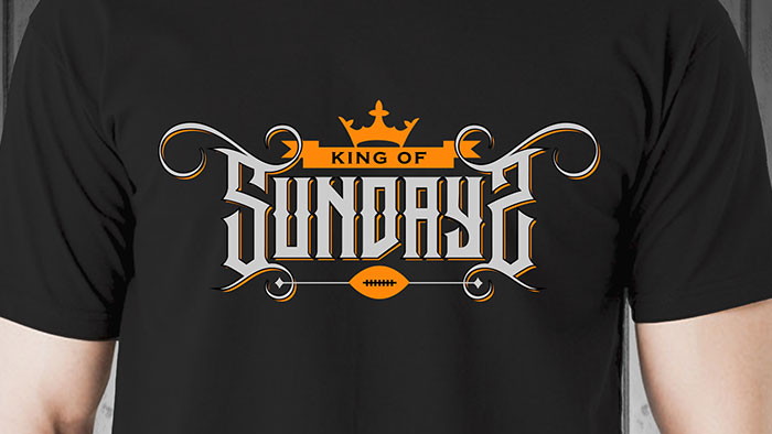 Fantasy Football T-shirt Designs