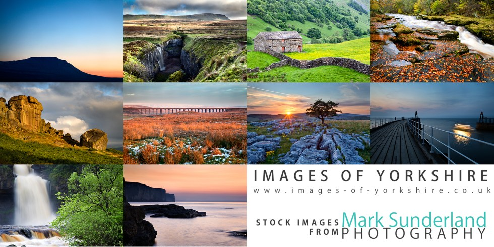 Mark Sunderland Photography Images of Yorkshire Banner