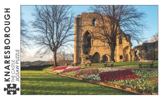 Knaresborough Castle 1000 Piece Jigsaw Puzzle