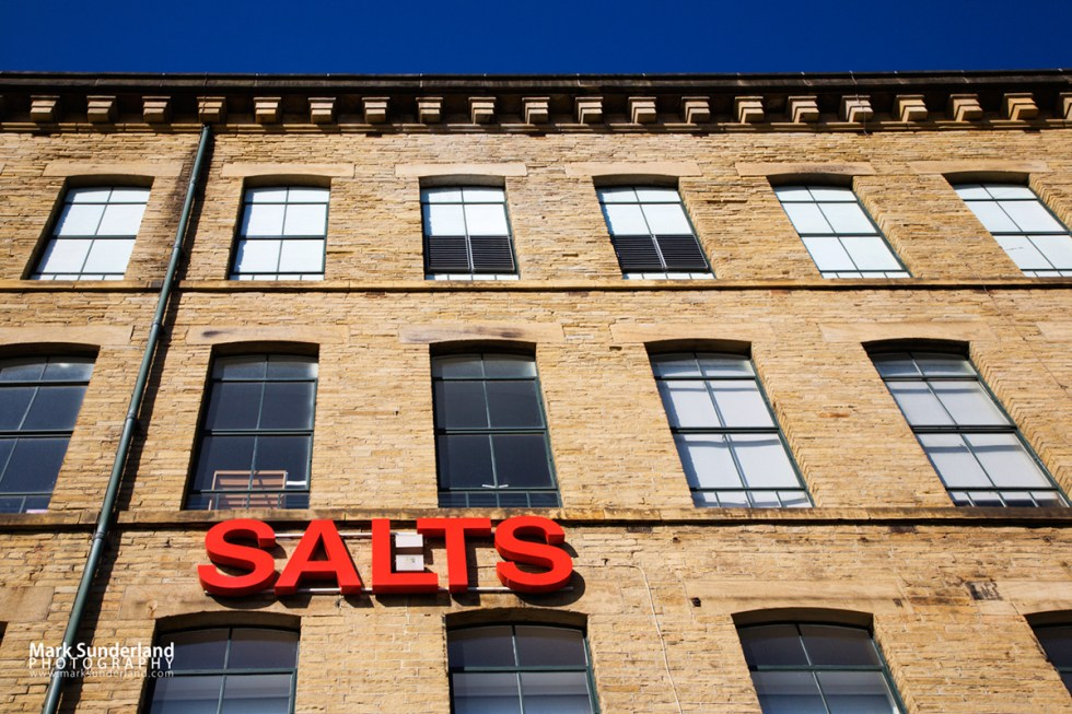 Salts Mill, Saltaire, West Yorkshire