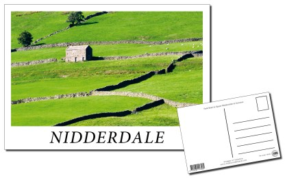 Nidderdale in Summer Postcard