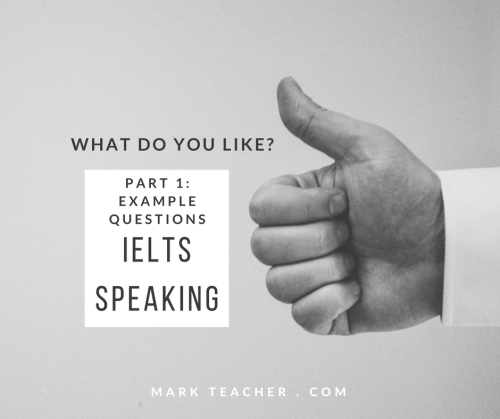 Facebook IELTS Speaking Test Part 1 Questions and Answers Personal Preferences