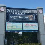 The George M. Steinbrenner Field sign