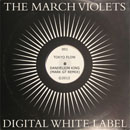 March Violets - White label