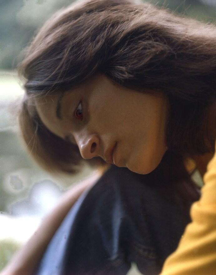 Paula, portrait, 1976