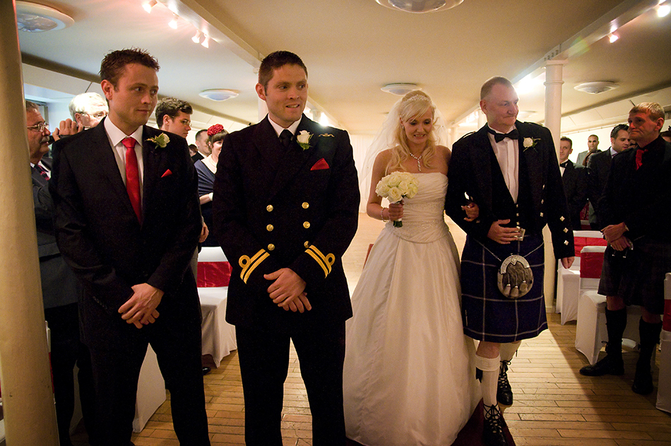 scottish bride