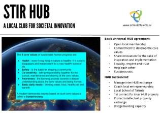 Societal innovation is shared across the world