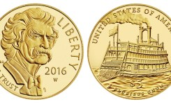 Twain Sites Receive Proceeds from Commemorative Twain Coin Sales