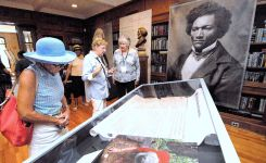 """That Friendless Child's Noise Would Make You Glad"": Unremembered Slaves on Frederick Douglass Day"