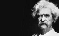 Mark Twain's 43rd Thanksgiving