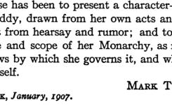 Mark Twain, Mary Baker Eddy, and the News