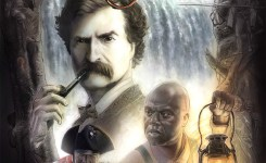 "The Untold Story of the Making of The Fantastical, Historically Inaccurate, Adventurous, and Mysterious ""Mark Twain's Niagara, Book 1"" Graphic Novel"