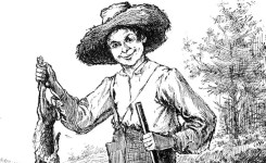 Fall 'Trouble Begins' Lecture Explores Huck Finn