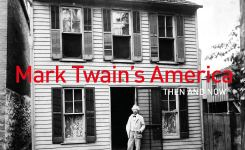 "MARK TWAIN FORUM BOOK REVIEWS: ""Mark Twain's America, Then & Now"" by Laura DeMarco"