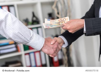 Im Affiliatemarketing wird nur dann eine Provision fällig, wenn ein Verkauf verzeichnet wurde