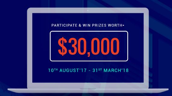30 000 Dollar im Radix Webdesign Contest