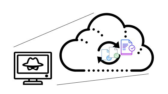 Viele Milliarden private Dateien leicht zugänglich
