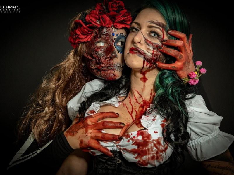 Halloween im Fotostudio 2018