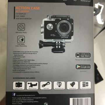 DENVER ACT-5050W Action Cam
