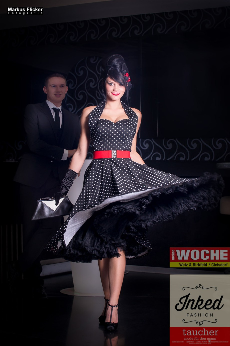 Model dir dein Outfit Woche Weiz Gleisdorf Inked Fashion Taucher Mode für den Mann