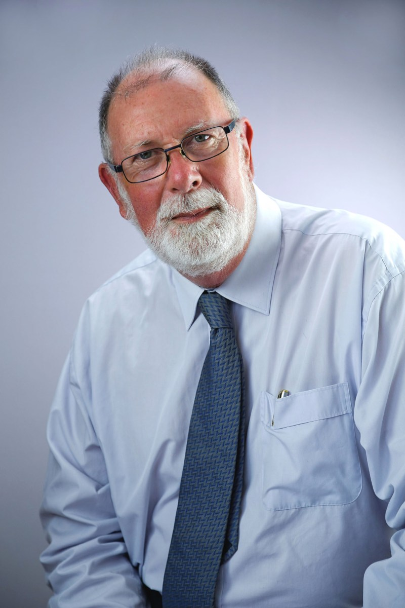 Rob Drage Studio Portrait