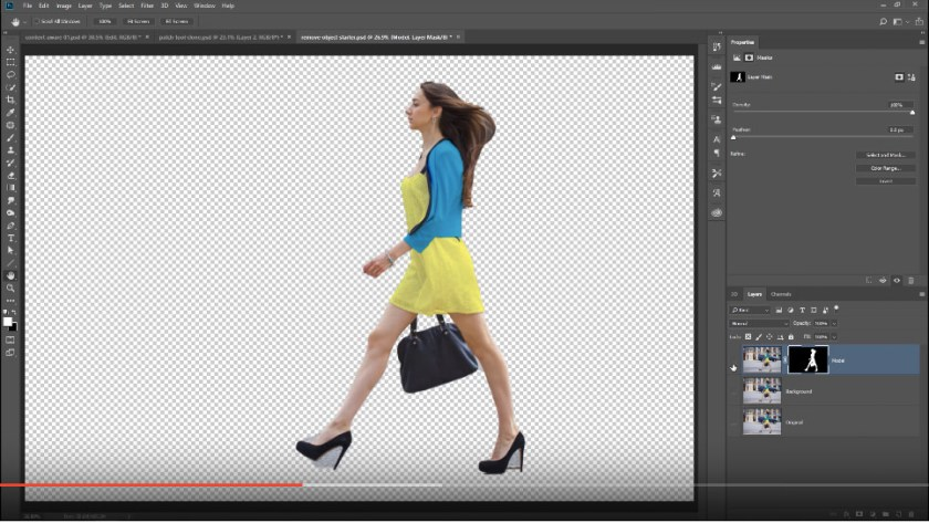 Three Ways to Remove an Object from Your Photo with Photoshop
