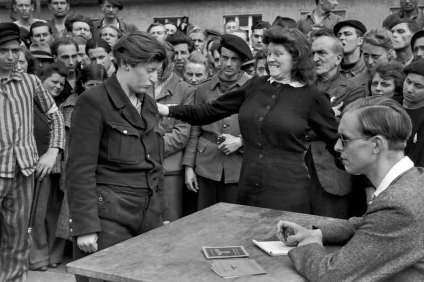 Henri Cartier-Bresson Dessau Germany 1945