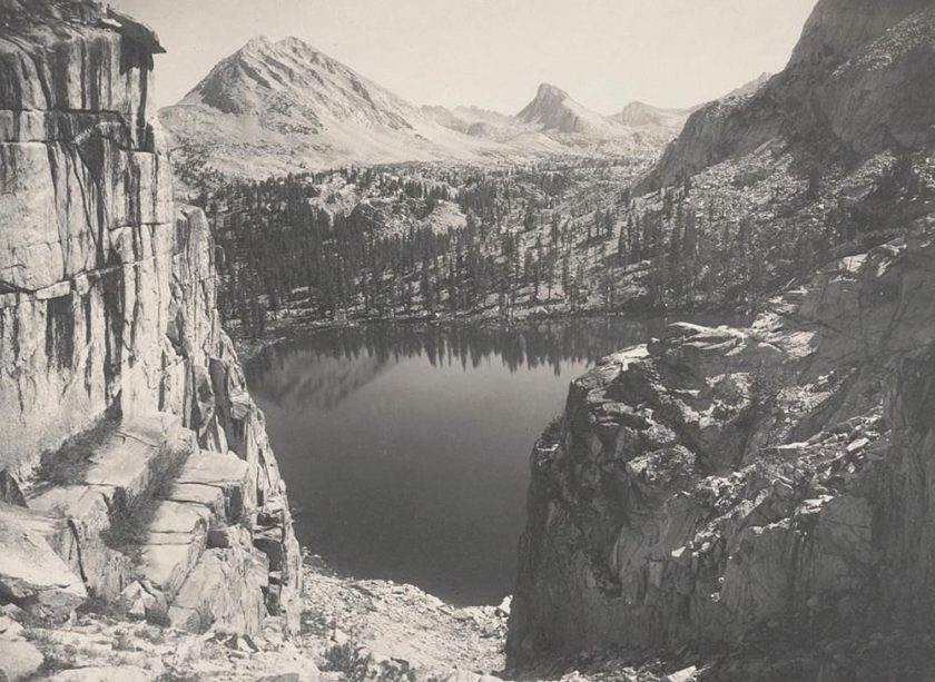 Ansel Adams Marion Lake Parmelian Prints