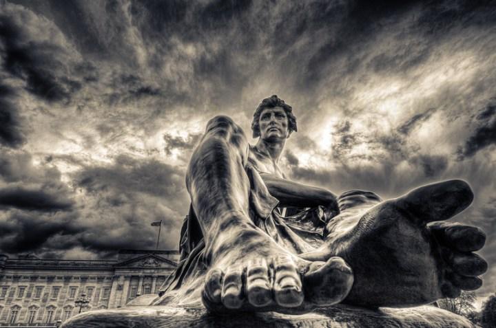 Markus Landsmann: London &emdash; Buckingham Palace