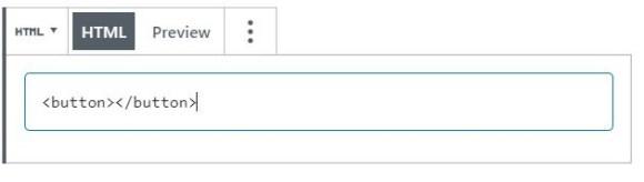 wp custom html button button