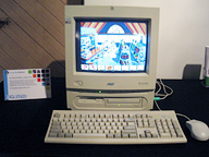 Released back in 1994, yet it was capable of much more (relatively speaking for it's time) than my current PC is today