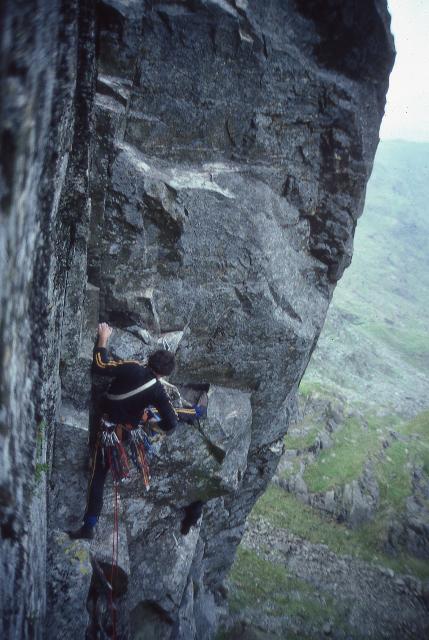 Climbing Bill Birkett