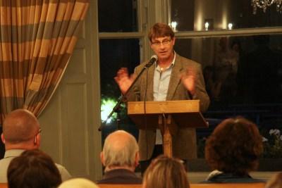 Mark Ward's Book Launch
