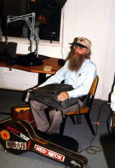 Kenneth Keppeler   9 may 1999   Photo: Mark Weber   click to enlarge...
