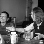 Roger Mancuso and Connie Crothers -- photo by Mark Weber