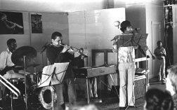 Sunday afternoon session at Little Big Horn -- September 12, 1976 -- John Goldsmith, drums; Bo