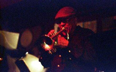 Bobby Bradford -- April 4, 2008 -- photo by Mark Weber