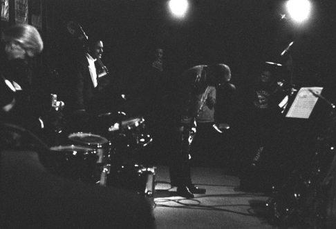 Bobby Bradford Mo'tet takes a bow -- April 21, 1995 -- Outpost Performance Space, Albuquerque