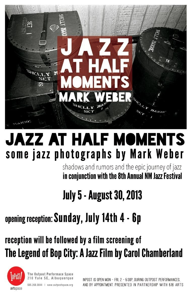 Jazz At Half Moments by Mark Weber