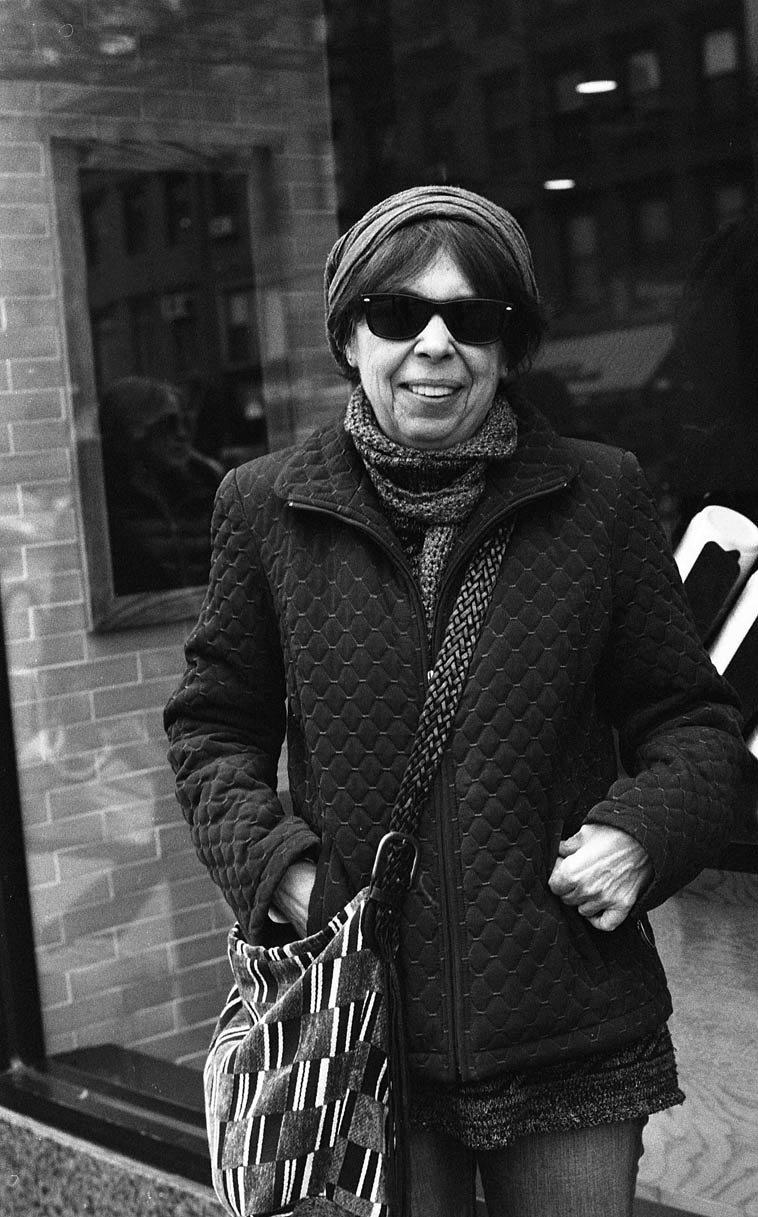 1:15pm -- Virg Dzurinko -- November 13, 2o14 -- 23rd & Eighth Avenue -- photo by Mark Weber