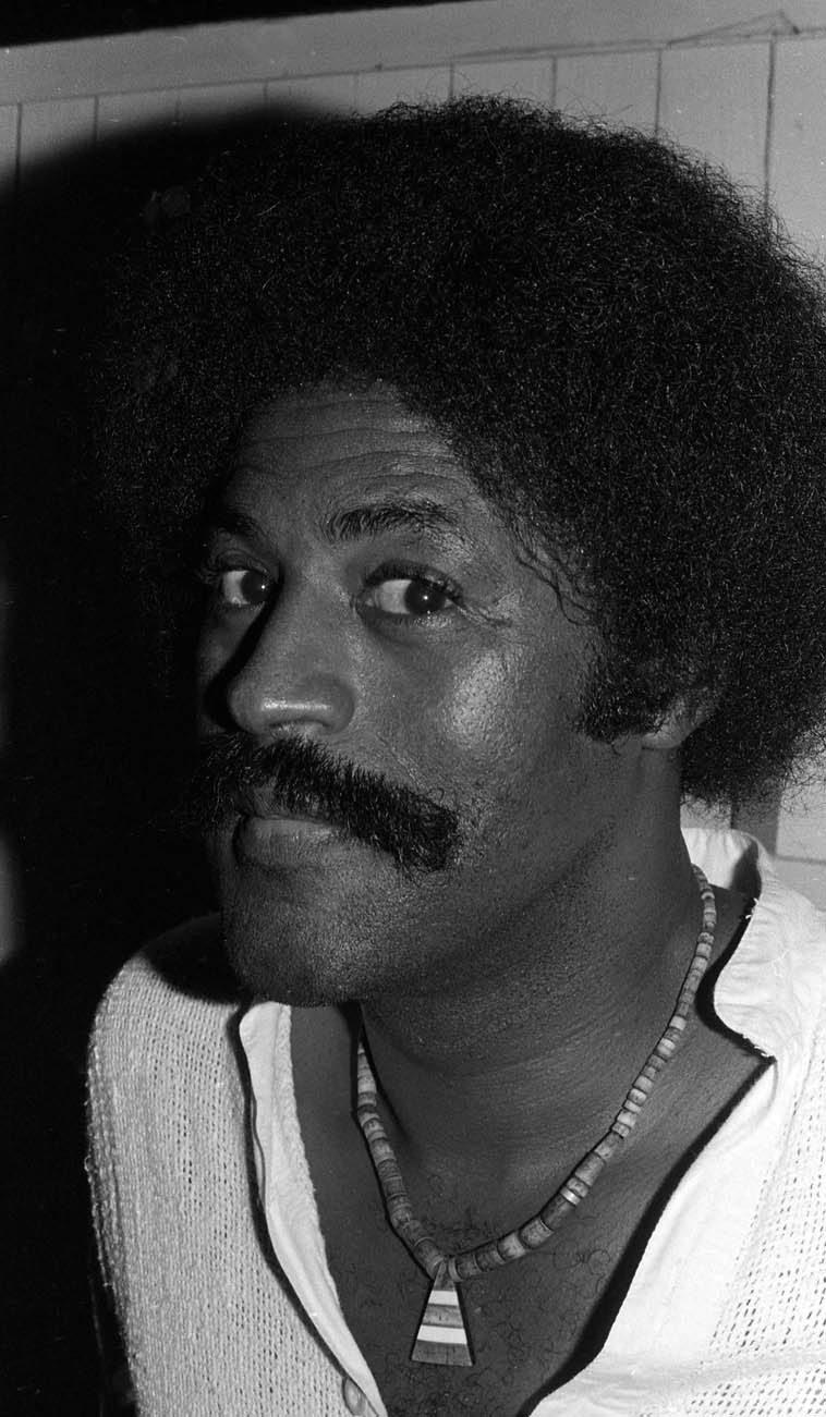 Charles McPherson -- October 17, 1979 Malibu California -- photo by Mark Weber