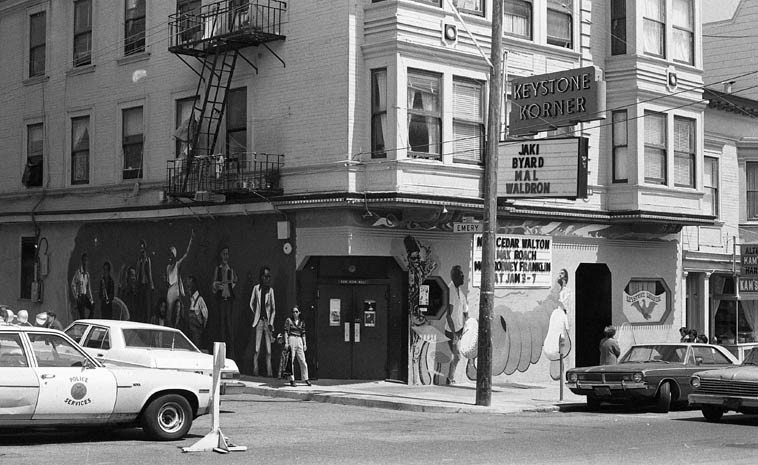 North Beach, San Francisco -- August 1979 -- photo by Mark Weber