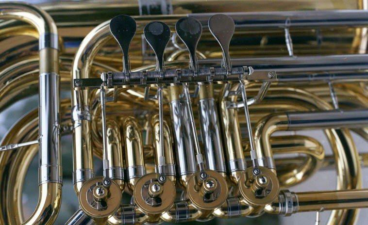 Tuba studies #3 -- March 2oo3 -- photo by Mark Weber