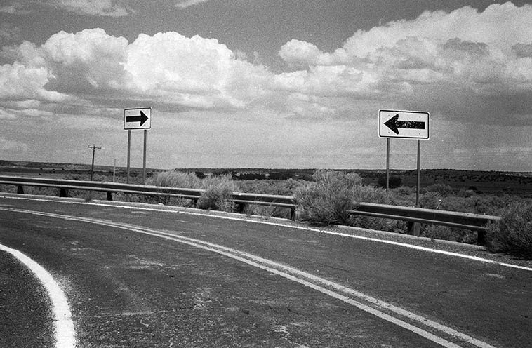 Out in the middle of Arizona on Rt.40 -- August 16, 2o15 -- photo by Mark Weber
