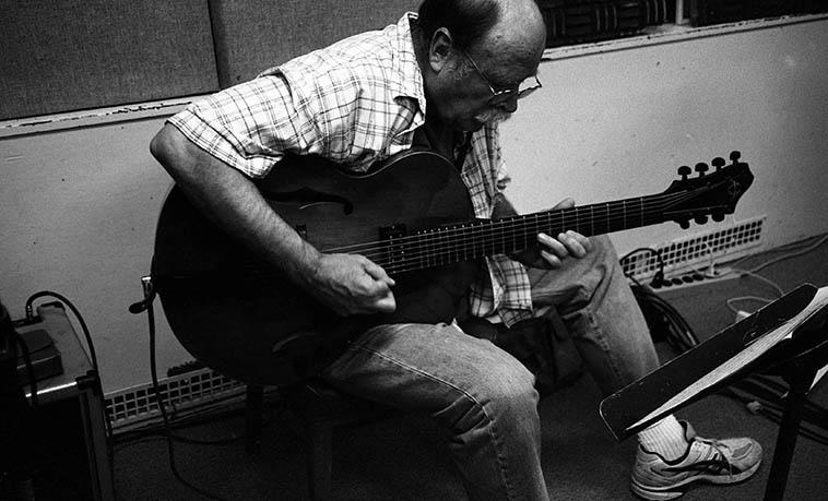 Dan Dowling -- May 22, 2o12 -- photo by Mark Weber